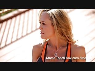 Moms Teach Sex   Mom Teaches Stepson How To Fuck