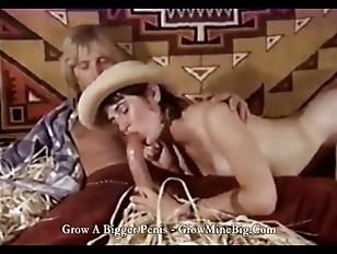 Vintage Porn Hairy Teen Cowgirl Has S...