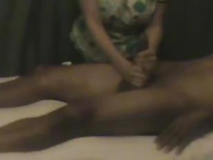massage institut handjob big black dick