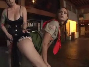Picture Amber Rayne And Kylie Ireland Lesbian Play