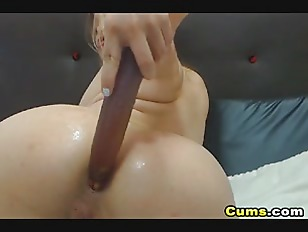 Picture Webcam Girl Anal Dildo Fucking