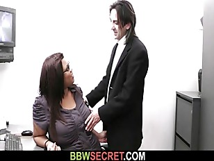 Picture Married Boss Seduces His Fat Ebony Secretary