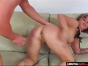 Picture BrutalClips Rough Fuck For Wild Slut