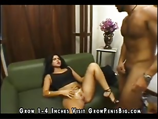Picture Latina Has Her Ass Filled With Huge Cock