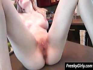 Picture Blond Charmer Bree Daniels Fucking Carrots A...