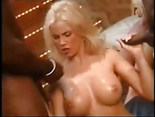 Gina Wild Interracial