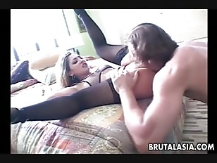 Picture Tight Ass Blonde Bitch Getting Plowed Hard