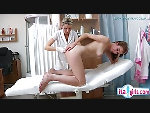 Picture Young Girl 18+ Seeing A Female Doctor