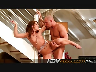 Brunette Babe With Hairy Pussy Gets P...