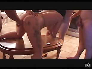 Picture Brunette Nude Chick Fuck By 3 Guys