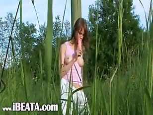 Picture Beatas Grass Activities With Huge Toy