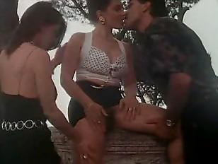 Picture Emanuelle Cristaldi Italian Threesome