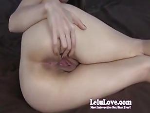 Picture Lelu LoveCloseup Penetration Huge Creampie