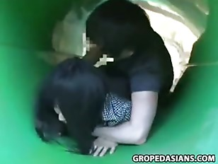 Picture Mother Groped On A Playground