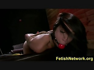 FetishNetwork Mia Hurley submits to b...