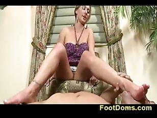 Picture Devon James Using Her Sexy Feet