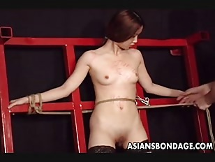 Picture Delicious Japanese Sweety Tied Up And Whippe