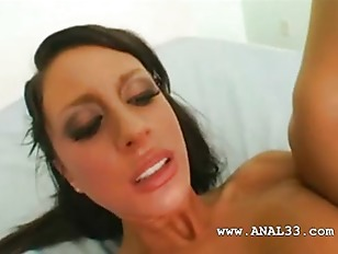 Picture Two Sexy Brunettes Want Penetrating Anal
