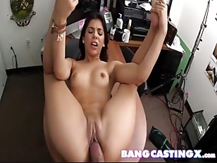 Picture Casting With Year Old Brazilian Gina Valenti...