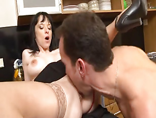Picture Fucking Our Dirty Housekeeper