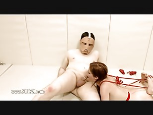 Picture BDSM Hardcore Action With Ropes And Graceful Sex