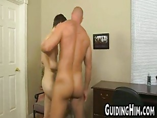 Picture Boss Likes To Get Sucked By Young Intern