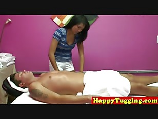 Picture Real Masseuse Goes Down On Client On Spycam