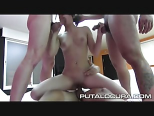 Picture Busty Young Girl 18+ In Amateur Gangbang