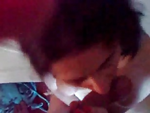Picture Mature Wife Gets Cum Shot In Her Mouth And S...