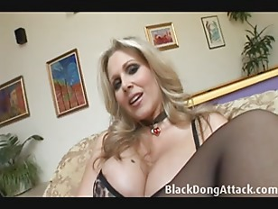 Picture Blond Julia Ann Gets Fucked By A BBC