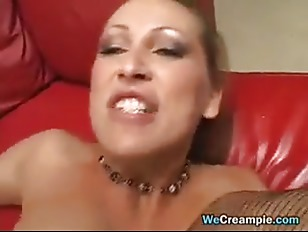Picture European Slut Ass Creamed