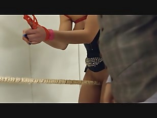 Picture To Much Of Rope And Pleasing BDSM Submissive...