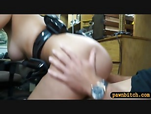 Picture Police Officer With Big Boobs Pawns Her Puss...