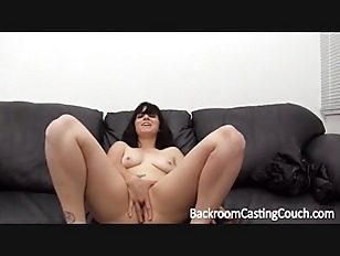 Amateur and broke casting couch