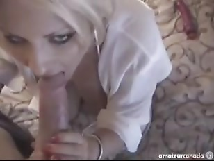 Picture Homemade Amateur Porn MILF Ex Wifey Gives Me...