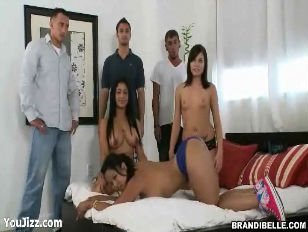 Picture Brandi Belle Ready Get Set Erect Part 1