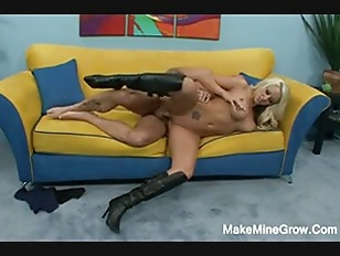 Picture Hot Blonde Brandi Do A Tit Fuck2