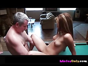 Picture Young Tart Fucks An Old Fart P2