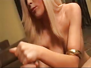 Picture Hot Blonde Is A Cock Sucker