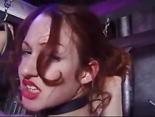 Picture Mistress Punishes Her Slavegirl