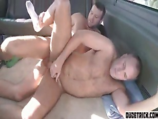 Picture Guys Fuck In A Van Real Tough And Hard