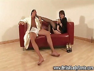 Picture Mature Slut Indulges Fetish
