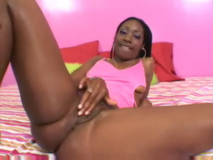 Picture Ebony Babe Mandingoed