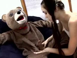 Sasha grey bear