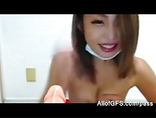 Picture Japanese Girl Shows Her Toy