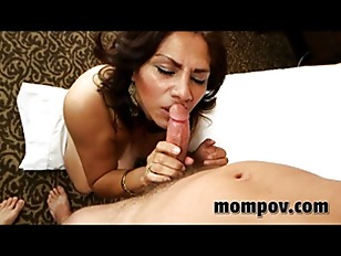 Picture Busty Spanish Milf Taking Cock