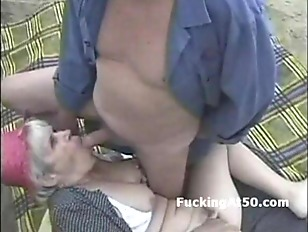 Picture Horny Granny Sucks And Fucks Her Kinky Husba...