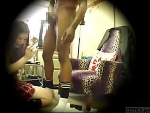 Picture Shoplifting Japanese Schoolgirl Hibiki Otsuk...