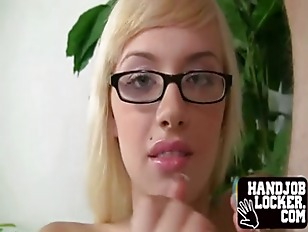 Picture Tattoo Blonde Slut Handjob