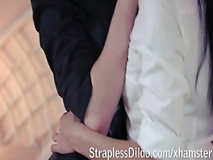 Picture Lesbian Strapon Sex Before Lessons